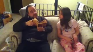 Reading The Silver Chair