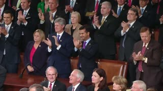 Pope receives warm welcome at U.S. congress - Video