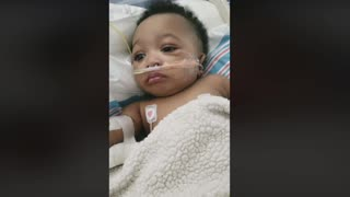 Baby Got Flu From Doctor's Office - Video