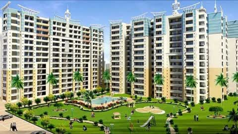 Gaur City 2 modern apartment Greater Noida West