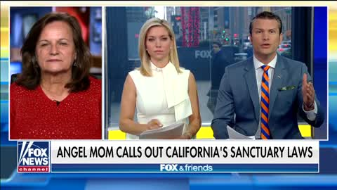 California Angel Mom slams the state's liberal lawmakers