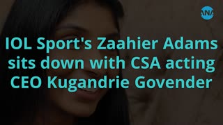 Q&A with CSA acting CEO Kugandrie Govender