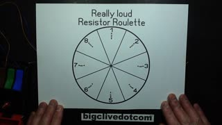 Extra violent resistor roulette. The OMG big-fuse remix. - Video