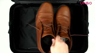 5 Packing Hacks to Help You Save Space in your Suitcase - Video