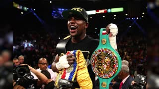 Floyd Mayweather Opens Up About Comeback Talk - Video