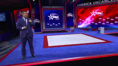 CPAC 2021- Bill of Rights, Liberty and Cancel Culture