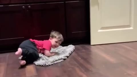 """Little boy wanted to try dad's """"special"""" soda..."""