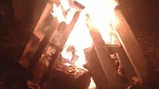 First Fire This Winter 2020