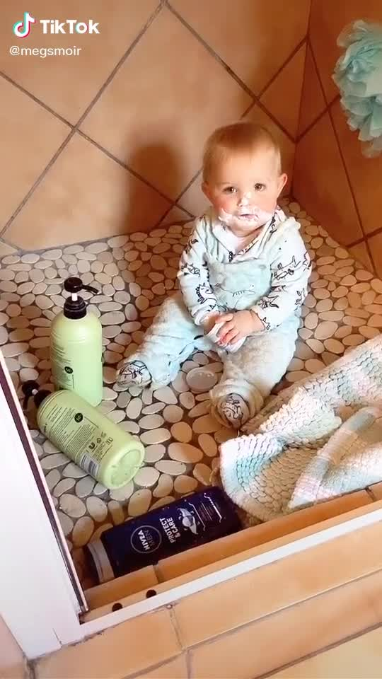 Kid feels no remorse for creating gigantic mess
