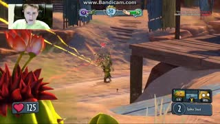 Plants v.s. Zombies Ep: 1 - Video