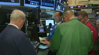 Markets rally after U.S. holiday - Video