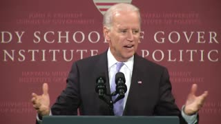 Biden: 'Nothing Special About Being An American'