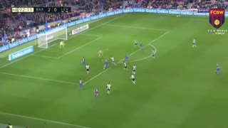 Gol de Paulinho vs Levante - Video
