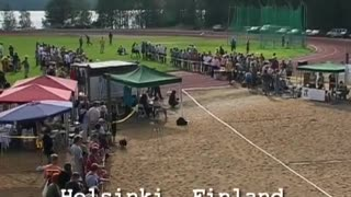 Mobile Phone Throwing - Video