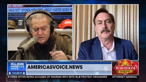 Mike Lindell Dares MSM