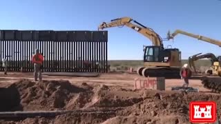 New Mexico wall