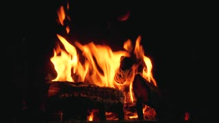 Smooth Jazz By The Fire Place By Ivan W. Taylor
