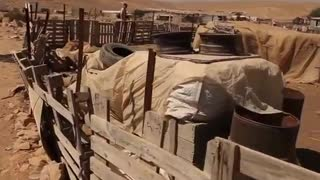 Cultures form around the world - the scattered Bedouin in south of Israel - Episode 4 - Video