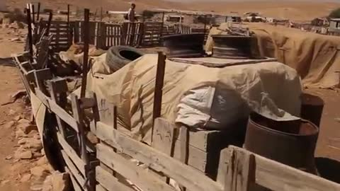 Cultures form around the world - the scattered Bedouin in south of Israel - Episode 4
