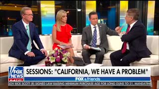 Judge Napolitano Shocked By California Immigration Law: Nothing Like It Since The Civil War