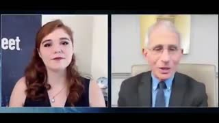 Dr. Fauci Admits To Lying About Masks