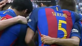 Barcelona players being attacked due to lack of security for the second time in Mestalla - Video