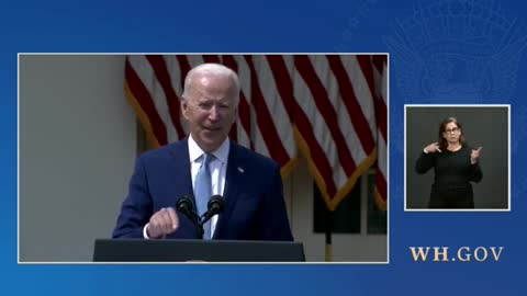 Biden Repeatedly Refers To The ATF As 'The AFT'