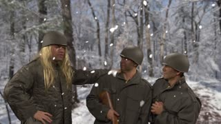 What if Tranny's were in WWII