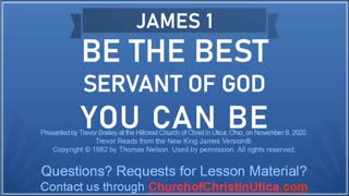 Bible Teaching Videos: Be Your Best