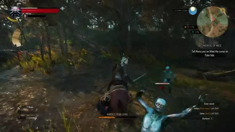 The Witcher 3: A Towerful of Mice part 3