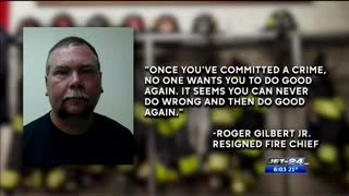 Sex Offender Re-Elected as Fire Chief. Mayor Can't Understand Why Victim's Mom 'Won't Drop It' - Video