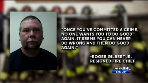 Sex Offender Re-Elected as Fire Chief. Mayor Can't Understand Why Victim's Mom 'Won't Drop It'