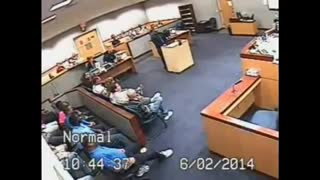 FL Judge Throws Down With Public Defender In Courtroom! - Video