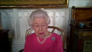 Think of others, get COVID shot: UK's Queen
