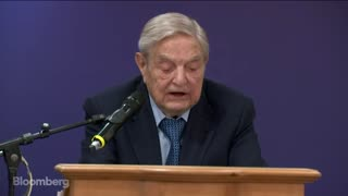 Soros Calls Trump Administration a 'Danger to the World