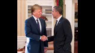 President elect Donald Trump Meeting Obama @ Whitehouse - Video