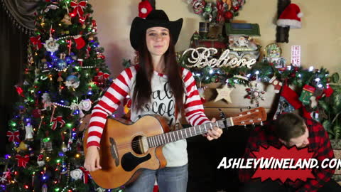 Put a Little Holiday in Your Heart   Ashley Wineland   Wide Open Country