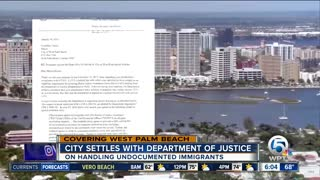 Fla city settles lawsuit with DOJ on sanctuary city policies