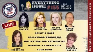 155 LIVE: Spirit & Hope, Hollywood Producer, Motivation, Sales & Leadership, Your Home