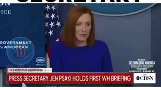 "Psaki Will Be Doing Alot of ""Circling Back"""