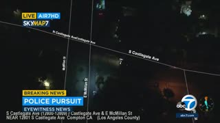 Pursuit: Straight Out Of Compton