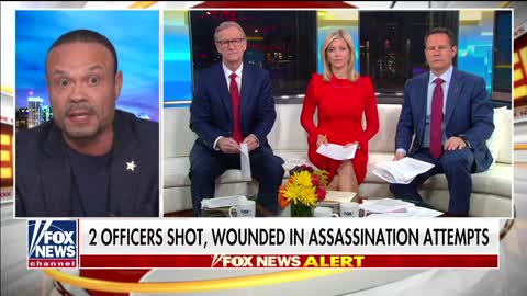 Bongino on attacks on NYPD: 'I have never seen anything like this'