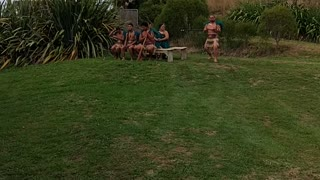New Zealand Maori ceremony - Video