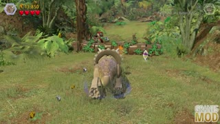 LEGO: Jurassic World walkthrough part 4 - Video