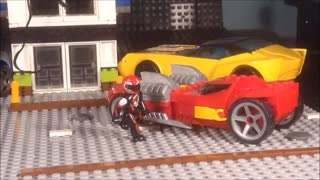 CiiC Mega Bloks Hot Wheels Twin Mill Three 91708 - Video