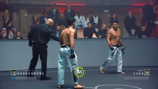 Karate Combat: Genesis Fight 1-Randy Cura vs. Alexandre Bouderbane