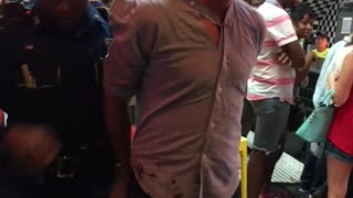 Bourbon Street Trooper Body Slam - Video