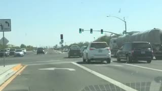 Maricopa Road Rage Incident