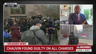 MSNBC's Jason Johnson responds to Chauvin verdict