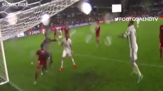 Ramos Goal Real Madrid vs Sevilla  UEFA Super Cup - Video